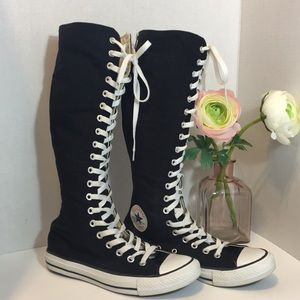 Converse Knee high all stars